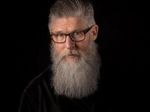 barberare Rolf i Stockholm